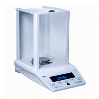 Electronic analytical balance  220g with internal calibration weight