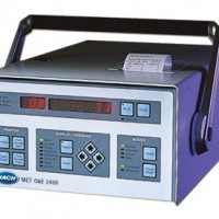 Portable Air Particle Counter Model 2400